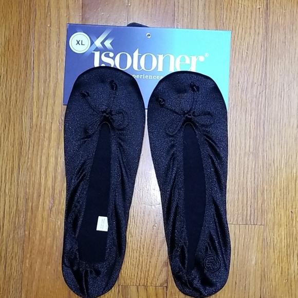 BRAND NEW Isotoner House Slippers